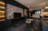 Contemporary Resale Condominium by Space Atelier Pte Ltd