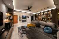 Modern Resale 5-Room HDB by Space Atelier Pte Ltd