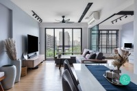 Scandinavian New 5-Room HDB by Mr Designer Studio