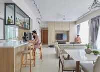 Scandinavian Resale Condominium by The Interior Lab Pte Ltd