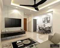 Contemporary New 3-Room HDB by V Creative ID