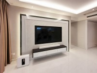 Minimalist Resale Condominium by Sky Creation