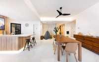 Minimalist Resale Condominium by U-Home Interior Design Pte Ltd