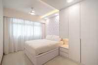 Modern New 4-Room HDB by Design 4 Space Pte Ltd