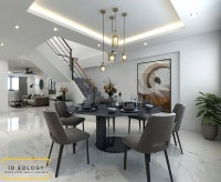 Contemporary Resale Executive HDB by Ideology Interior