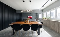 Industrial Resale 4-Room HDB by U-Home Interior Design Pte Ltd