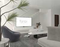 Modern Resale Condominium by Fyner Interior Pte Ltd