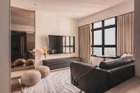 Contemporary New 5-Room HDB by erstudio Pte Ltd