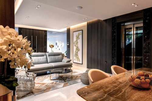 Contemporary New Landed by erstudio Pte Ltd