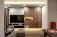 Modern New 3-Room HDB by Weiken.com ID Pte Ltd