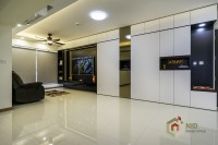 Contemporary New 5-Room HDB by NID Design Group Pte Ltd