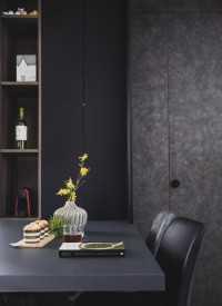 Minimalist Resale Condominium by MET Interior