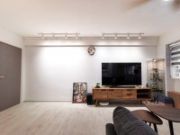 Scandinavian Resale 4-Room HDB by Elysian Design Studio