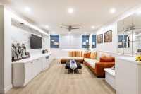 Transitional Resale 5-Room HDB by U-Home Interior Design Pte Ltd