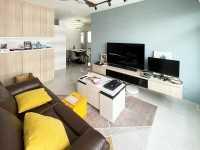 Scandinavian New 4-Room HDB by Sky Creation