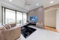 Modern Resale Condominium by Haus Werkz Interior