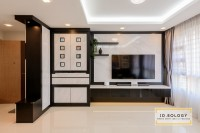 Contemporary New 4-Room HDB by Ideology Interior
