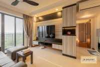 Modern New 4-Room HDB by Ideology Interior