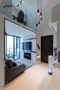 Modern New Condominium by Haus Werkz Interior