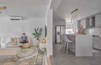 Contemporary Resale Executive HDB by The Interior Lab Pte Ltd