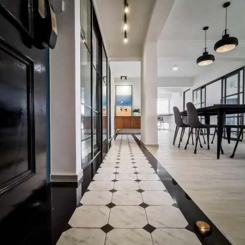 Contemporary Resale 5-Room HDB by Elysian Design Studio
