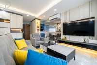 Modern New 5-Room HDB by Design 4 Space Pte Ltd