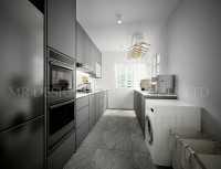 Contemporary Resale 4-Room HDB by Mr Designer Studio