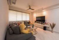 Modern Resale 4-Room HDB by Premium Artz Pte Ltd