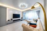 Modern Resale 4-Room HDB by Design 4 Space Pte Ltd