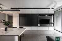Modern New Condominium by Noble Interior Design