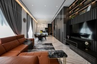Contemporary New Landed by Space Atelier Pte Ltd