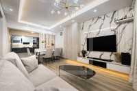Scandinavian Resale 4-Room HDB by Space Atelier Pte Ltd