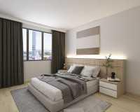 Scandinavian Resale 4-Room HDB by Omni Design Pte Ltd