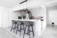 Modern New 4-Room HDB by Honeycomb Design Studio
