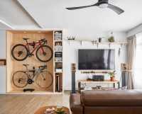 Scandinavian Resale 5-Room HDB by MET Interior