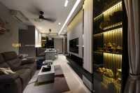 Modern Resale Condominium by Vivre Creative Design Pte Ltd