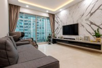 Modern Resale Condominium by 9 Creation Pte Ltd