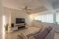 Scandinavian Resale 3-Room HDB by Premium Artz Pte Ltd