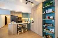 Scandinavian Resale 5-Room HDB by Design 4 Space Pte Ltd