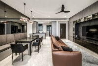 Minimalist New Condominium by Weiken.com ID Pte Ltd