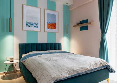 Eclectic New Condominium by Dots 'N' Tots Interior Pte Ltd