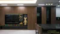 Modern Resale Condominium by Starry Homestead Pte Ltd
