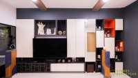 Contemporary Resale Condominium by Starry Homestead Pte Ltd