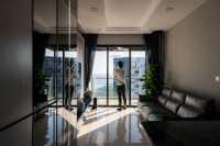 Contemporary New Condominium by U-Home Interior Design Pte Ltd