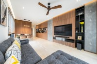 Modern Resale Condominium by Design 4 Space Pte Ltd