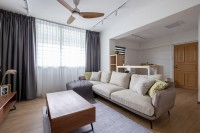 Scandinavian New 5-Room HDB by Sense & Semblance Pte Ltd
