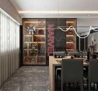 Industrial New Executive HDB by Mr Designer Studio