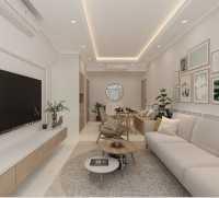 Scandinavian New Condominium by Mr Designer Studio