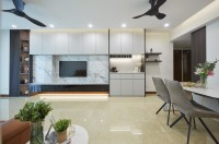 Scandinavian Resale Condominium by Sky Creation