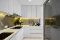 Minimalist New 3-Room HDB by Design 4 Space Pte Ltd